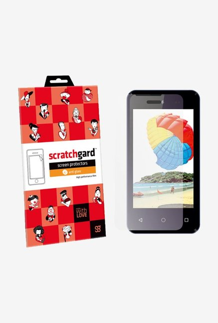ScratchGard Micromax Bolt D303 Anti Glare Screen Protector
