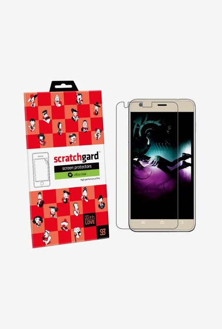 ScratchGard Intex Aqua Life III Ultra Clear Screen Protector