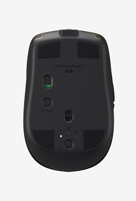 Logitech MX Anywhere II Mouse Black