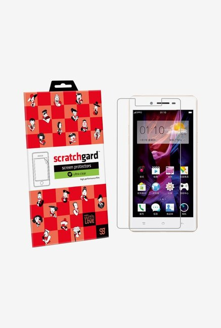 ScratchGard Oppo A33 Ultra Clear Screen Protector