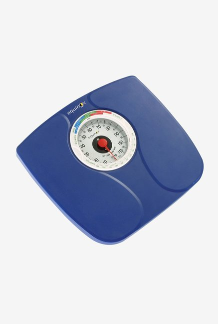 Equinox BR-9808 Weighing Scale Blue