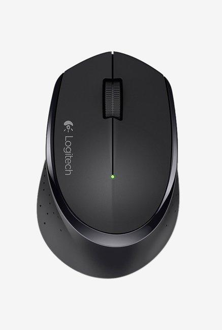 Logitech M275 Wireless Mouse  Black  Logitech Electronics TATA CLIQ