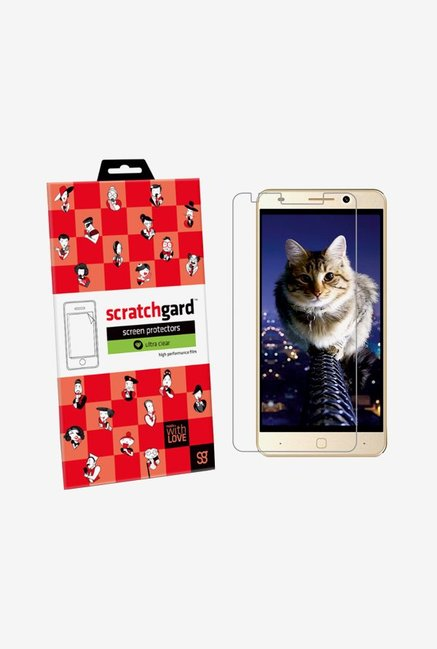 ScratchGard Intex Aqua Super Ultra Clear Screen Protector