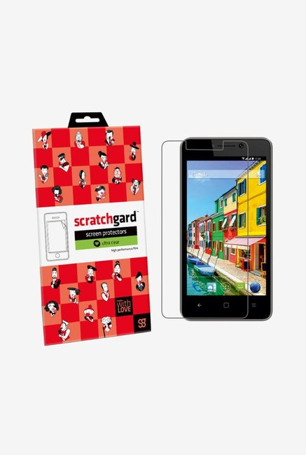 ScratchGard Karbonn S35 Ultra Clear Screen Protector