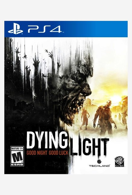 Warner Brothers Dying Light (PS4)