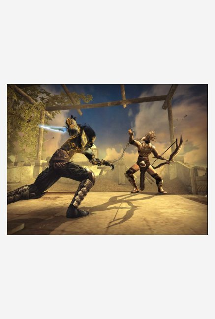 Ubisoft Prince Of Persia: The Two Thrones (PC)