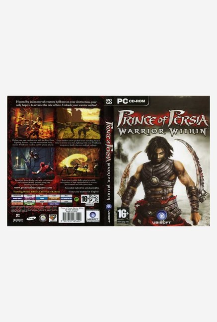Ubisoft Prince Of Persia: Warrior Within (PC)