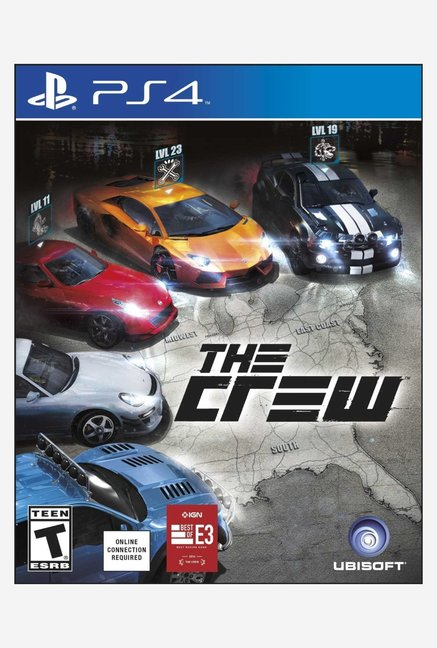 Ubisoft The Crew (PS4)
