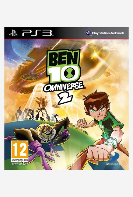 D3 Publisher Ben 10 Omniverse 2 (PS3)
