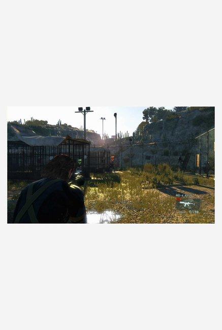Konami Metal Gear Solid V: Ground Zeroes (XBOX 360)