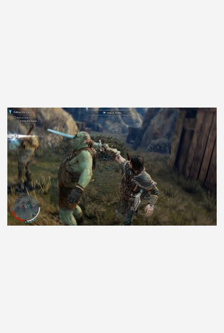 Warner Brothers Middle Earth: Shadow of Mordor (PS3)