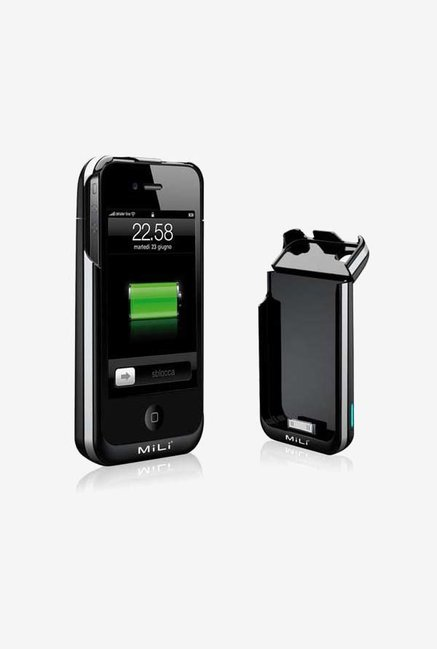 MiLi 1600 mAh HI-C23 Mobile Power Case Black