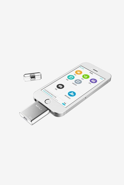 MiLi HI-D91 32 GB Pendrive for iDevice Silver