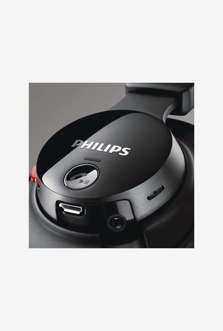 Philips SHB7000/00BK Bluetooth Headphone Black