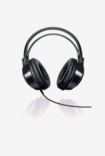 Philips SHP1900/97 Over Ear Headphone Black