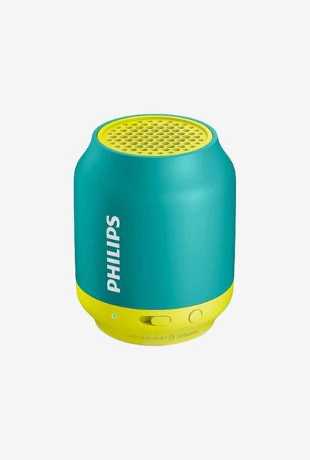 Philips BT50A-GRN Bluetooth Speaker Green