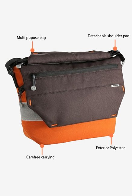 Vanguard SYDNEY II 27BR Camera Messenger Bag Brown