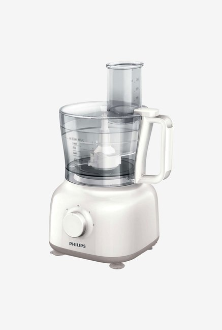 Philips Daily Collection HR7627/00 650W Food Processor White