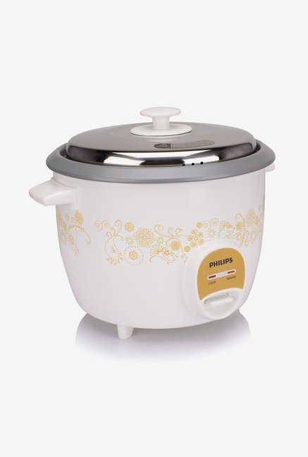 Philips Daily Collection HD3042/01 Rice Cooker White