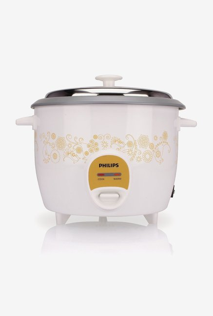 Philips Daily Collection HD3045/01 Rice Cooker White