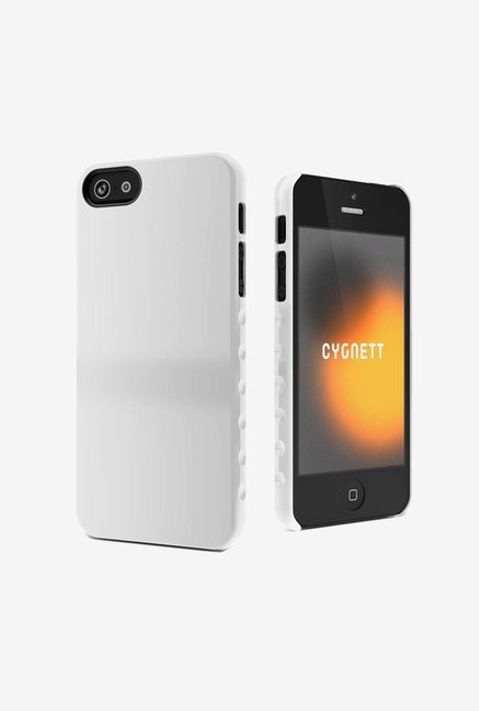 Cygnett CY0832CPAEG iPhone 5 Back Case White