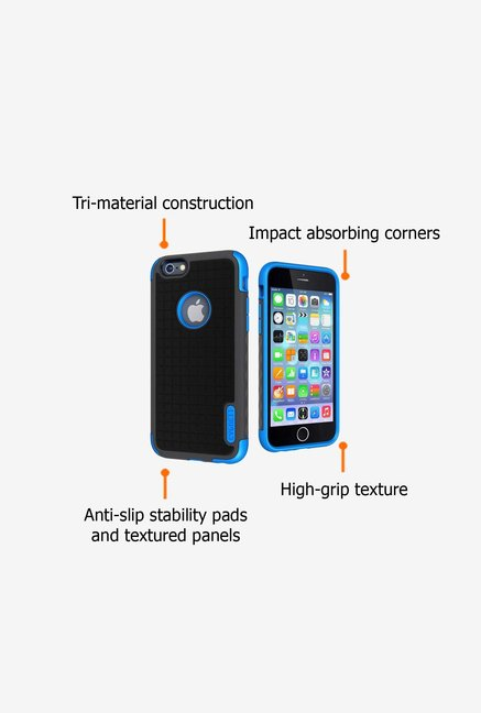 Cygnett Workmate CY1667CPWOR iPhone 6 Case Grey and Blue