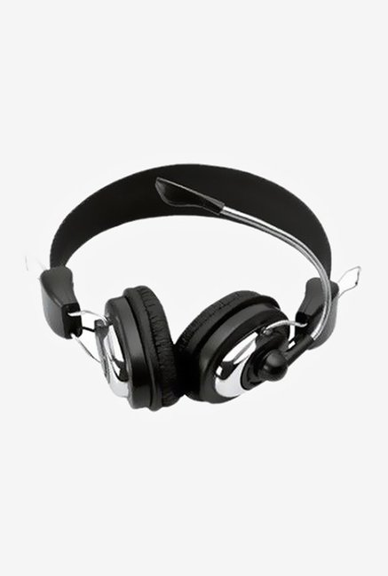 Circle Multimedia CONCERTO 201 USB Over-Ear Headphone Black