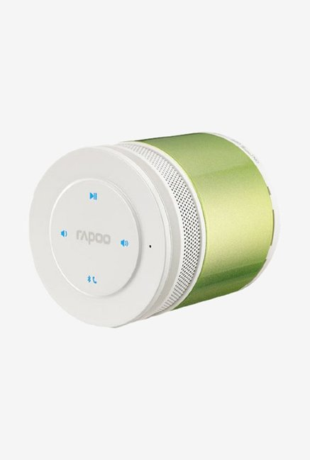 Rapoo Mini Portable A3060 Bluetooth Speaker Green