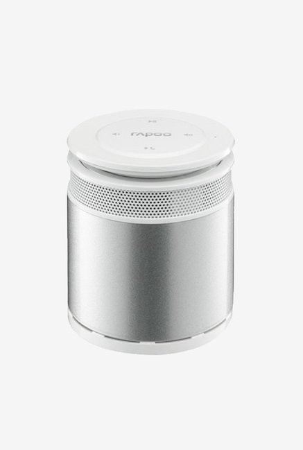 Rapoo Mini Portable A3160 Bluetooth Speaker Silver