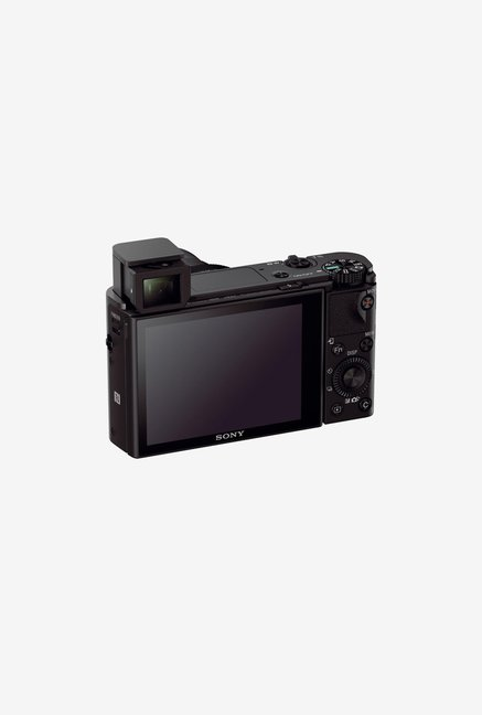Sony Cyber-shot RX100M4 20.1 MP Point & Shoot Camera Black