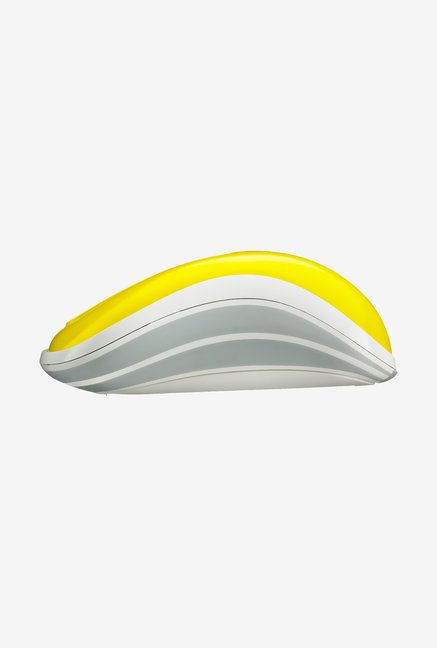 Rapoo 5G Wireless T120P Touch Mouse Yellow