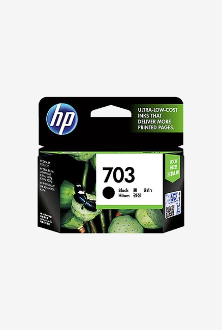 HP Deskjet 703 Inkjet Cartridge Black