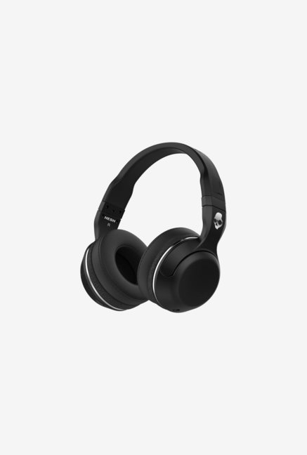 Skullcandy S6HBGY-384 Bluetooth Headset with Mic(Hot Lime & Grey, On the Ear)