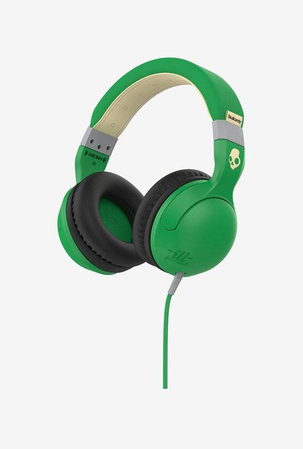 Skullcandy Hesh 2.0 S6HSHY-465 Over Ear Headphone Green