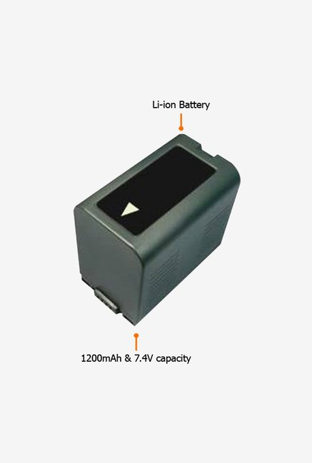 Digitek Panasonic D320 Rechargeable Battery Black
