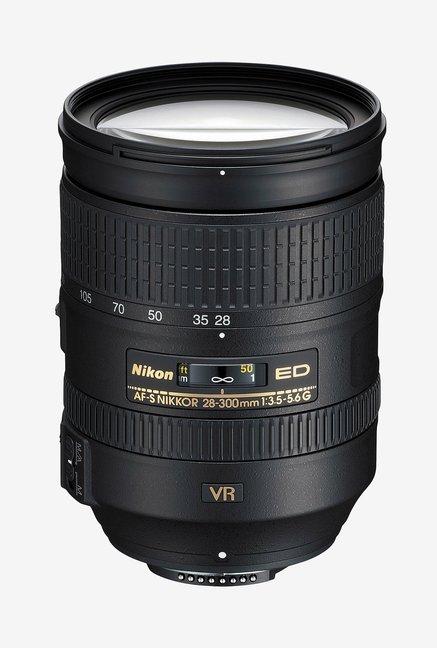 Nikon 28-300mm f/3.5-5.6 Lens Black