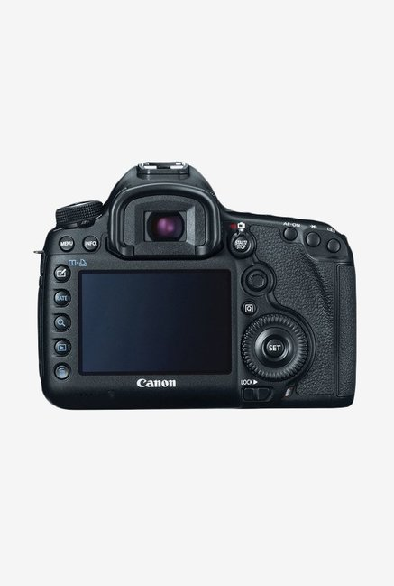 Canon EOS 5260B021 DSLR (Body) Black