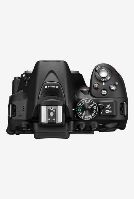 Nikon D5300 DSLR (Body) Black