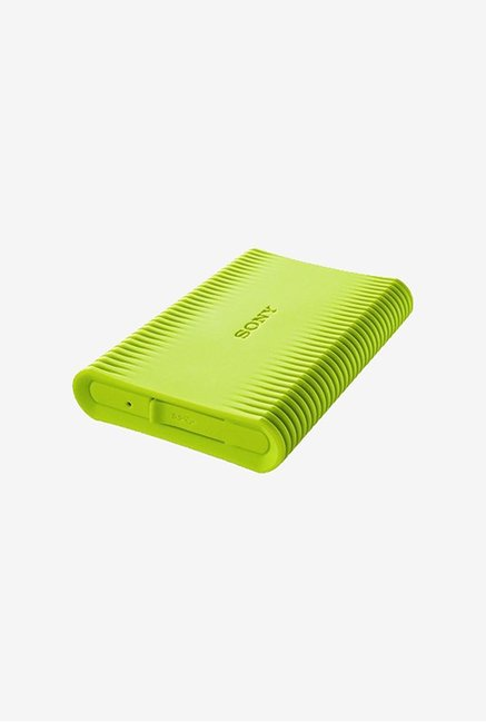 Sony 1 TB HD-SP1 External Hard Drive Green