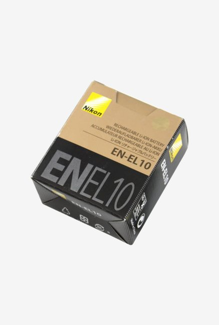 Digitek Nikon-ENEL 10 Rechargeable Battery White