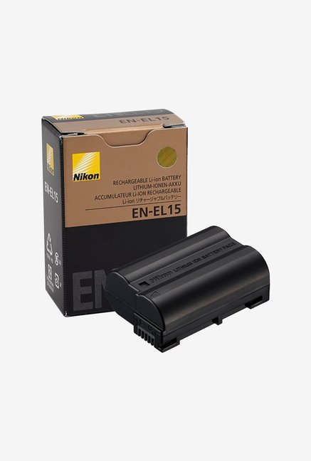 Digitek Nikon-ENEL 15 Rechargeable Battery Black