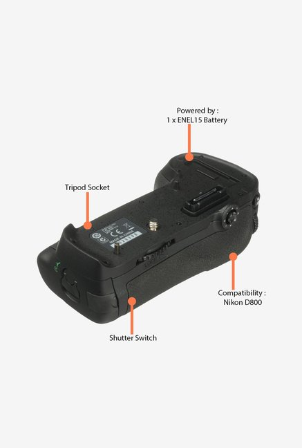 Digitek N D800 Battery Grip Black