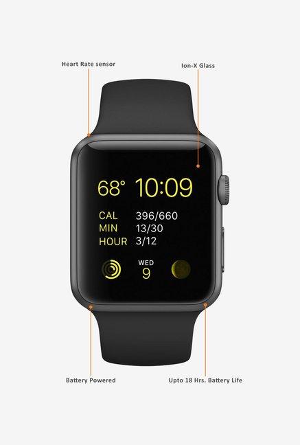 393a43eec13 Buy Apple Watch Series 1 Smartwatch (Grey Strap