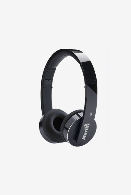 Merlin Virtuoso Over Ear Headphones Black