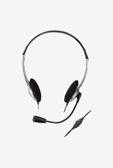 c31acbf6734 Buy Creative HS-320 Wired Headset (Silver) Online at Lowest Price in ...