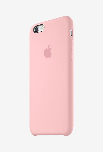 Apple iPhone 6 and 6S APS6SPNK Silicone Case Pink
