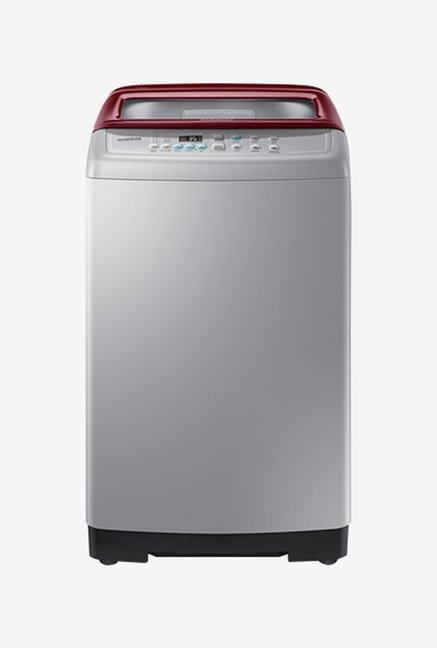 Samsung 6.2KG Top Load WA62H4300HP Washing Machine Silver