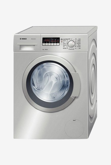 Bosch WAK24268IN 7 Kg Fully Automatic Front Load Washing Machine Silver