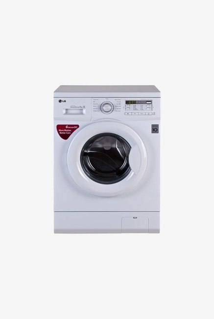 LG 6KG Front Loaded Fully Automatic FH0B8NDL22 Washing Machine White