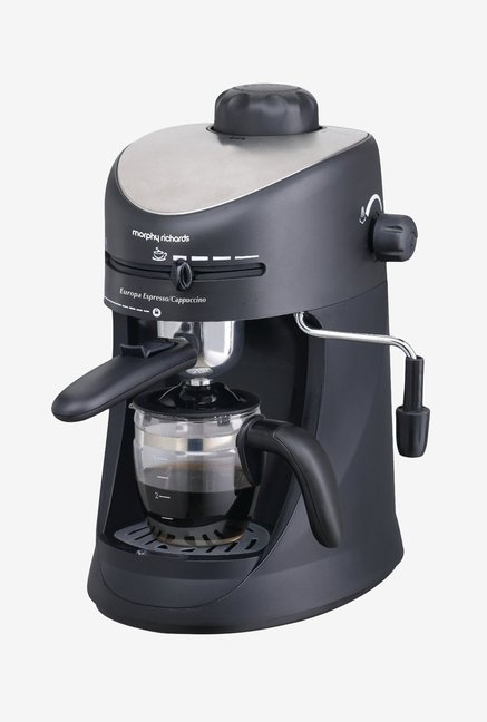 Morphy Richards Europa Coffee Maker (Black)